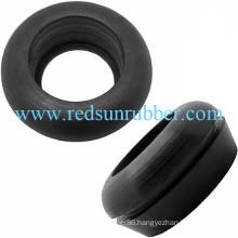 Custom Molded Silicone Rubber Grommet