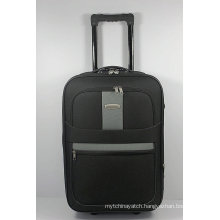 Wholesale Soft EVA Outside Trolley Travel Luggage