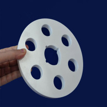 High Heat Porous Ceramic Reducer Flange Disc
