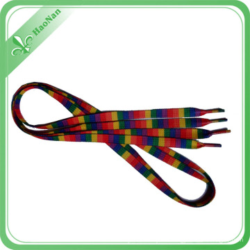 Newest Custom Logo Printed Fancy Shoelace with Your Style