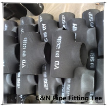 ASTM B363/B381 Titanium Pipe Fittings Tees