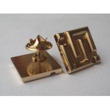 custom fashion garment accessory metal lapel pin