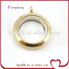 316 Stainless Steel Locket pendant
