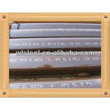 astm a106 gr.b preço da tubulação de aço carbono por tonelada TPCO
