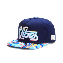 Custom Hawaiian 3D Embroidery Snapback Hat
