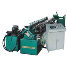 Automática de alta velocidad acero stud y pista rodillo que forma la línea de la máquina