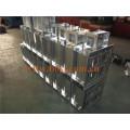 Fire Damper, HVAC Fire Damper Roll Forming Making Machine Thailand