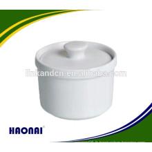 KC-00753 pot d'assaisonnement en céramique pour le restaurant de l'hôtel en vente