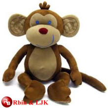 ICTI Audited Factory plush monkey stuffed toys