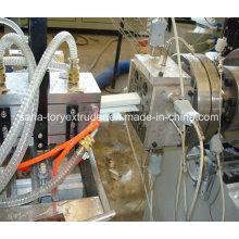 Linha imbatível da máquina da extrusão do perfil do PVC WPC do preço
