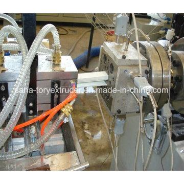 Unbeatable Price PVC WPC Profile Extrusion Machine Line