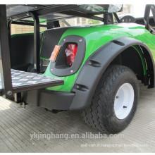 Pneus de chariot de golf 8inch avec différents types