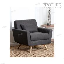 Sofá reclinable del sofá de la sala de estar del sofá de la sala de estar del sofá del estilo americano