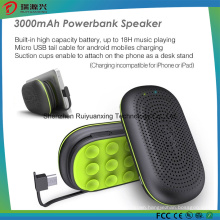 3 In1 Bluetooth 3.0 Speaker & Power Bank & Phone Holder