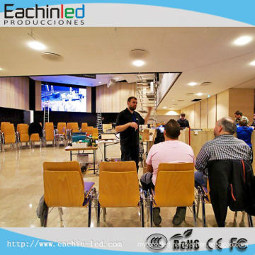 Indoor Chruch Full Color HD Big LED Video Display Screen