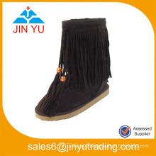 Snow Tassel Winter Woman Boot