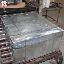 Lata de leite de condensado usada T2-T4 BA 2.8 / 2.8gsm Tinplate eletrolítico para o potenciômetro de pintura