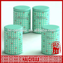 ceramic milk sugar pot
