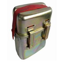 Type d'isolement chimique oxygène auto-sauveteur 60mins appareil respiratoire autonome d'urgence ZH60