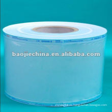 Desechable esterilización médica rollo bolsa