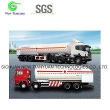 Equipos de almacenamiento y transporte de GNL criogénico