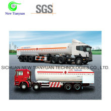 Cryogenic LNG Storage and Transportation Equipment Semi Trailer