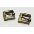 Antique Color Custom Metal Pin Buckle