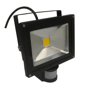 50W LED Flood Light with PIR Sensor (EB-89725)