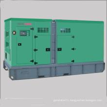 50Hz 120kw/150kVA Soundproof Lovol Diesel Engine Diesel Generator Set