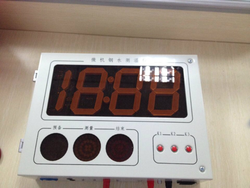 Measuring Display Instrument