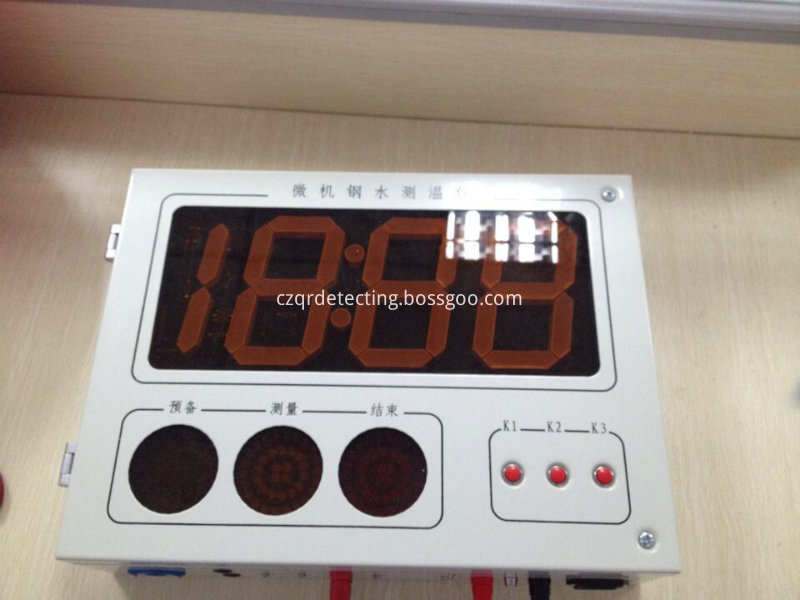 Measuring Display Instrument