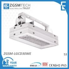 30W LED iluminação High Bay com suporte ajustável 180 graus