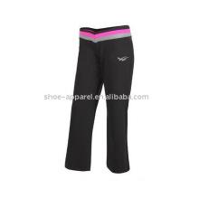 Pantalones de yoga baratos de la marca del nombre 2014 para las mujeres,