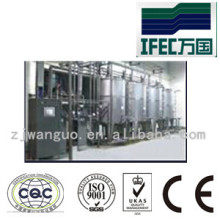 Sanitary Stainless Steel Auto CIP Cleaning System