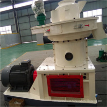 Profissional de madeira plana Die Pellet Machine (ZLG560)
