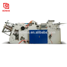 Bonjee Automatic Making Machines To Make Small Size Paper Pizza Box