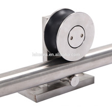 Stainless Steel Modern Interior carbon Steel Sliding Wood Barn Door Hardware Made In China