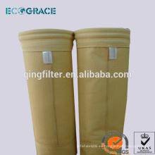 Carcasa del filtro del filtro de polvo P84 no tejido
