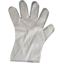 100Pcs PE Защитные перчатки