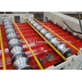 double layer ppgi roof sheet roll forming machine