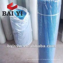 Malha de reforço de fibra de vidro
