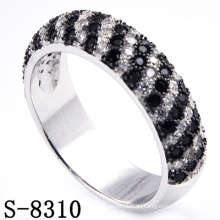 Neue Styles 925 Silber Modeschmuck Ring (S-8310. JPG)