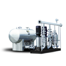 Équipement d'approvisionnement en eau grand et stable