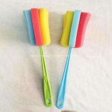 Bottle cleaning brush handle household item