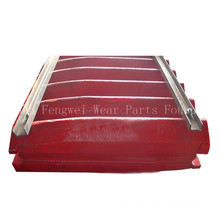 OEM Manufacturer Jaw Crusher Parts for Metso C100