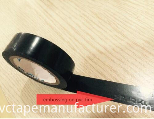pvc tape with printing