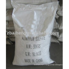Aluminium sulphate for industry