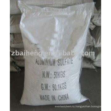 Сульфат алюминия для промышленности
