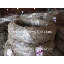 22 Calibre de construcción de alambre galvanizado en frío