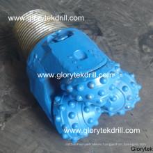 TCI Teeth Roller Tri-Cone Bit for Hard Rocks (IADC737)